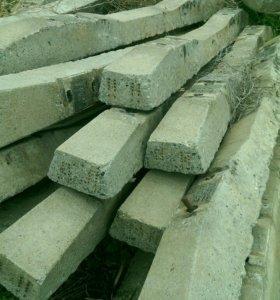 Шпала бетонная