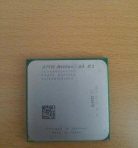 Процессор AMD Athlon 64×2