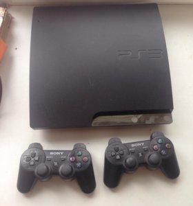 PS3 500гигов