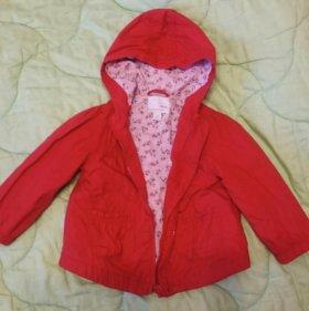 Ветровка Next куртка детская на лето