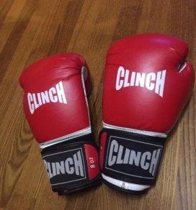 Перчатки для бокса 8-ми унцовые