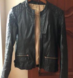 Куртка женская, натуральная кожа!