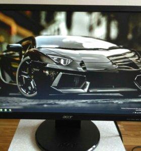 """Монитор Acer V223HQvb 22"""" Full HD"""