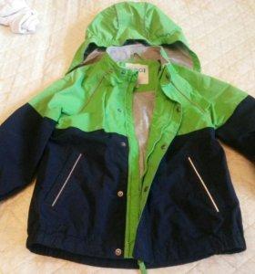 Куртка-ветровка 116-122см