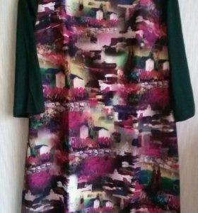 Платье, новое трикотажное