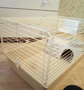 Клетка для морской свинки/кролика