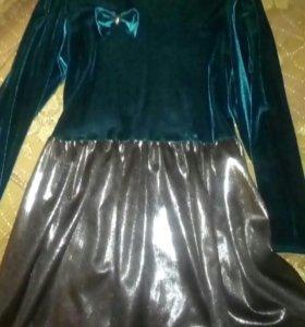 Платья для девочки 4-6 лет 300-500руб.