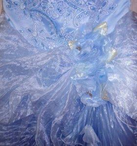 Платье (детское для 11-12 лет)