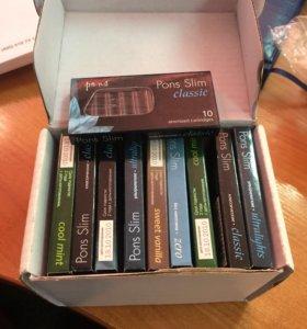 Картридж Pons slim 20 упаковок по 10 картриджей.