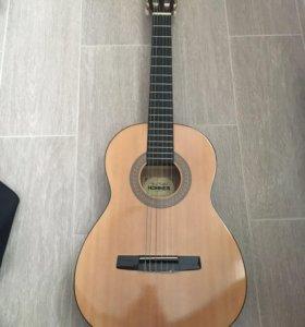 """Гитара """"Hand Crulted Honner""""model-hc03"""