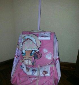 Рюкзак-чемодан Winx