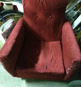 Кресло есть 2 шт