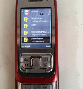 Телефон Nokia E-65
