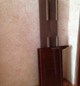 Каркас односпальной кровати (деревянный)