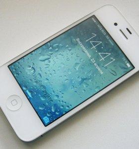 iPhone 4S 8Gb White.