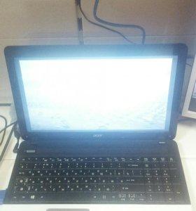 Ноутбук acer asplreve1 б/у
