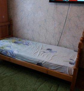 Кровать 1шт.