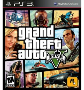 Игры PS3 - GTA V, UFC, Army of Two