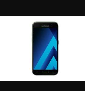 Samsung a3 17год