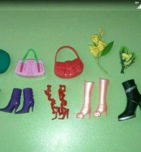 Одежда обувь и аксессуары для кукол