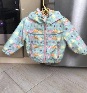 Куртка-ветровка Barkito р.80