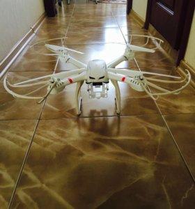 Квадрокоптер mjx x101.