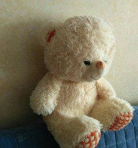 Мягкая игрушка говорящий медведь