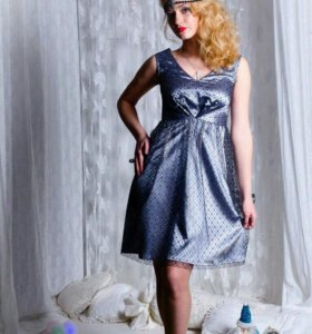 Платье от бренда BUBBLES