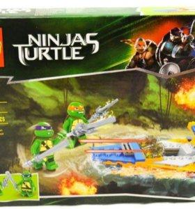 Lego Ninjas turtle 33009 Черепашки Ниндзя