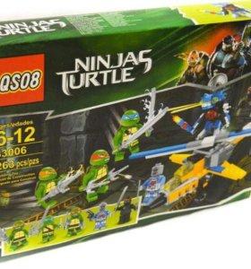 Lego Ninjas turtle 33006 Черепашки Ниндзя
