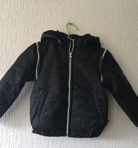 Куртка the brand для мальчика на рост 104-110