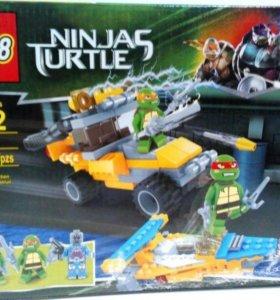 Lego Ninjas turtle 33002 Черепашки Ниндзя