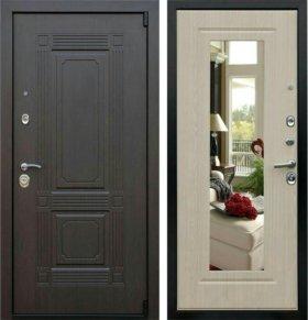 Входные и тамбурные двери, решетки