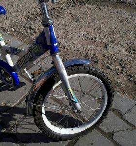 Велосипед 16 с 3 до 5 лет