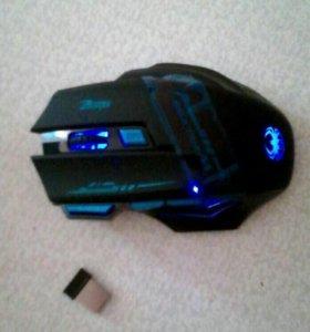 Игровая мышь (новая)
