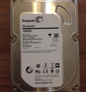 HDD 1TB жесткий диск 1ТБ