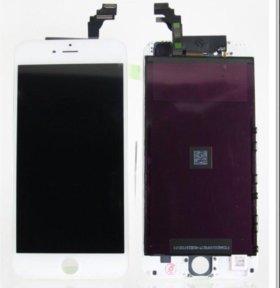 Дисплей iPhone 6,6s,7+бронестекло