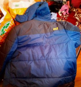 Куртка зимняя мужская.