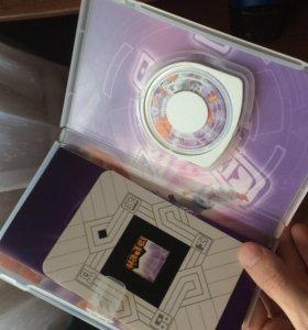 Psp камера+диск с игрой