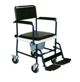 Кресло каталка + туалет