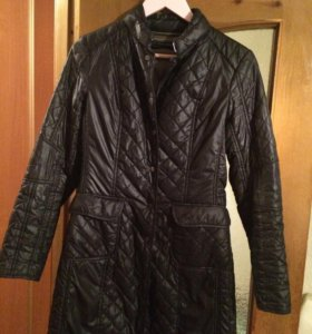 Куртка весна-осень. Стёганныя. Р 42-44