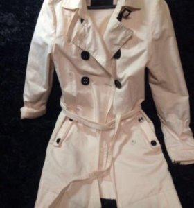 Пальто, кожаная куртка, тренч