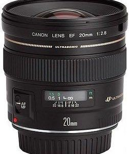 Объектив Canon Ef 20 mm 1:2,8