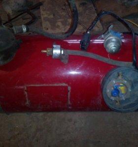 Газ на авто