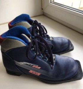 Ботинки лыжные Nordic размер 38