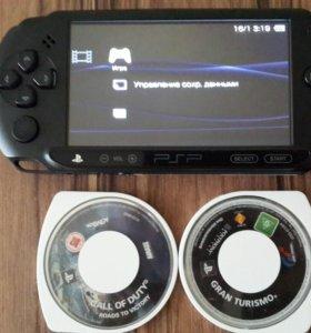 Sony PSP-E1008