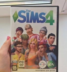 Компьютерная игра Sims 4