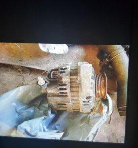 Генератор двигатель SR