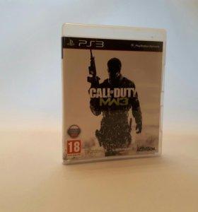 Игры для PS3 COD Modern Warfare 3