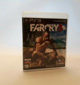 Игры для PS3 Farcry 3